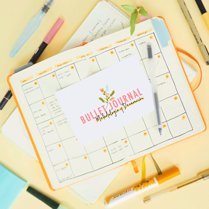 Bullet Journal Cyber Monday 2019