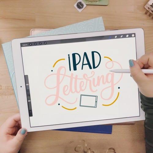 iPad Lettering (reapertura)